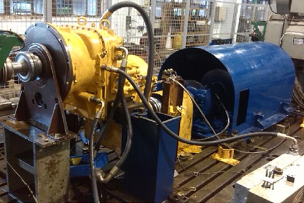 变速箱离合器耐久试验台