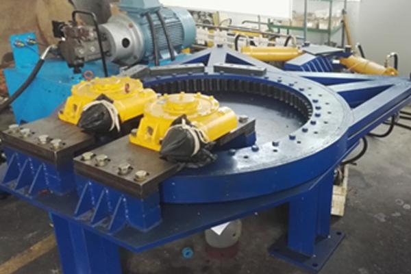 蜗轮箱耐久性试验台